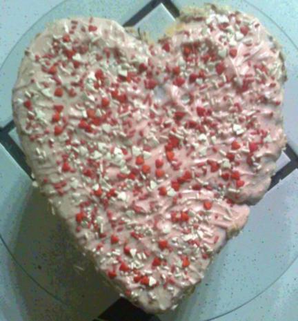 Himbeer - Sahne - Torte - Rezept - Bild Nr. 2