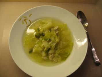 Wirsingsuppe nach alter Tradition - Rezept