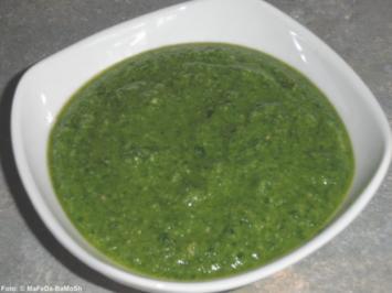 Bärlauch-Pesto No. 2 - Rezept