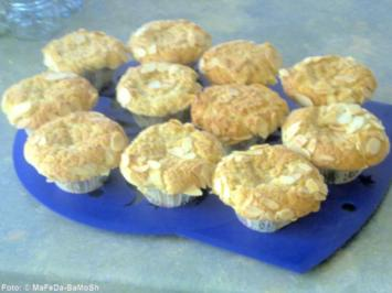 Amaretto-Muffins - Rezept