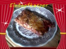 Salamipizza a`la Jörg - Rezept