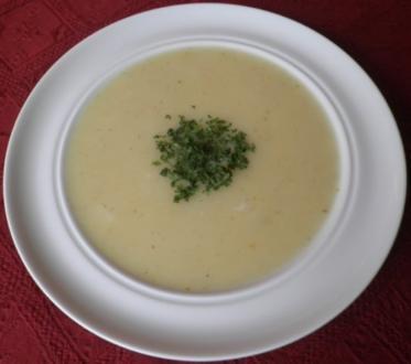 Suppe ... - Rezept