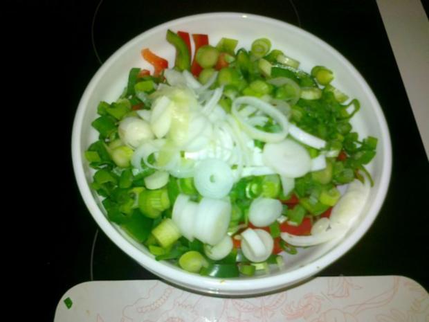 Gemüse-Nudel – Fleisch Pfanne aus dem Ofen - Rezept - Bild Nr. 10