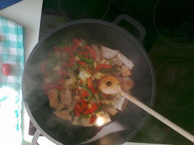 Gemüse-Nudel – Fleisch Pfanne aus dem Ofen - Rezept - Bild Nr. 21