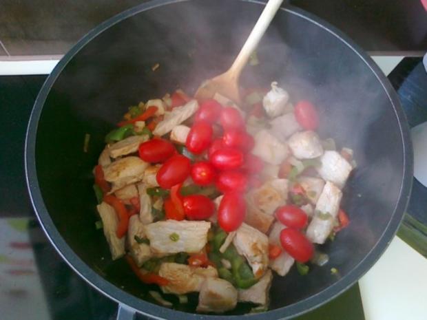 Gemüse-Nudel – Fleisch Pfanne aus dem Ofen - Rezept - Bild Nr. 22