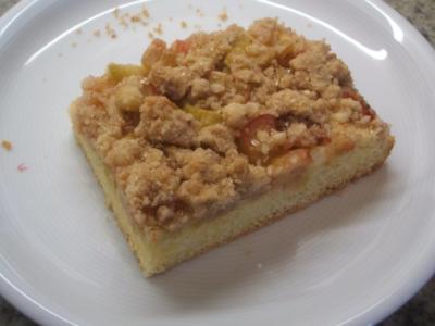 Backen: Guter schneller Kuchen - Rezept