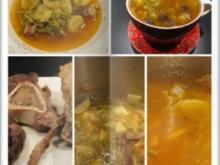Schnippelbohnensuppe - Rezept - Bild Nr. 20