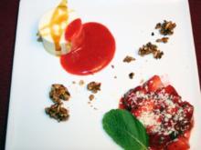 Erdbeer-Panna-Cotta - Rezept