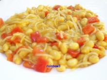 Kochen: Soja-Nudelpfanne - Rezept