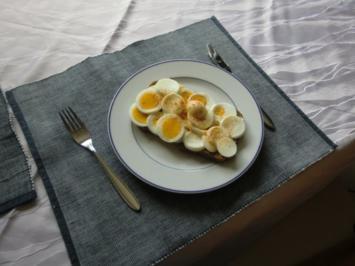Schlemmer-Toast mit Ei - Rezept