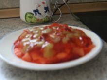 Gelee de raisins aux fruits - Rezept