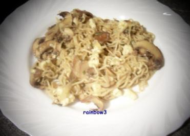Kochen: Champignon-Pfanne - Rezept