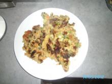 Gemüselaibchen - Rezept