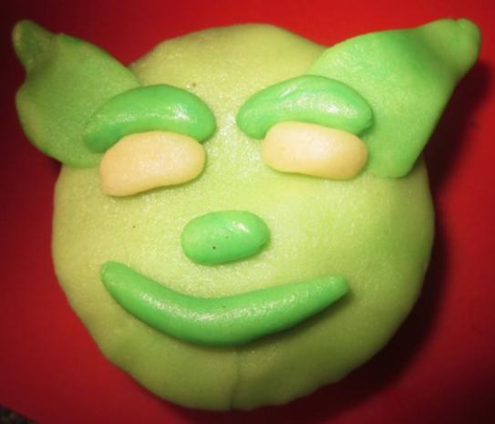 Yoda - Muffins =D - Rezept - Bild Nr. 2