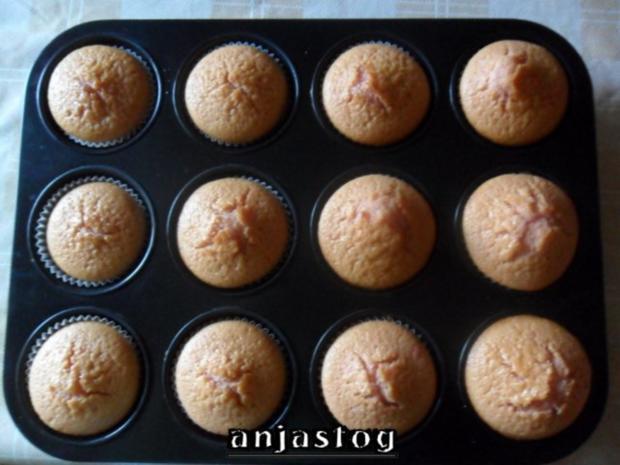 Erdbeeren  Muffins - Rezept - Bild Nr. 3