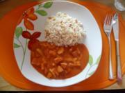 Schneller Zucchini-Paprika-Topf - Rezept