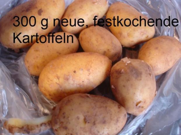 Kartoffeln in Pommes frites- und Bällchenform - Rezept - Bild Nr. 4