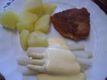 paniertes Schnitzel - Rezept