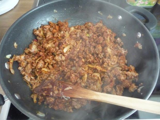 hackfleisch chili con carne mit zitronen thymian rezept. Black Bedroom Furniture Sets. Home Design Ideas