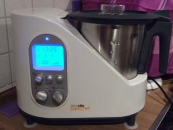 Küchenfee - Rezepte : Schnelle Kartoffelsuppe - Rezept
