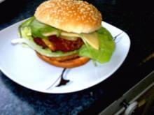 Hamburger de luxe - Rezept