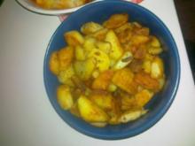 Bratkartoffeln schnell und Lecker...so sind sie Perfekt... - Rezept