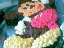 Micky Maus Torte - Rezept