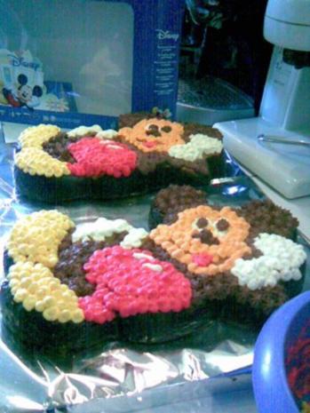 Micky Maus Torte - Rezept - Bild Nr. 2
