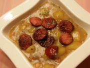 Kartoffelgulasch - Rezept