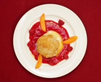 Aprikosenknödel mit Butter und Semmelbröseln (Robert Treutel) - Rezept