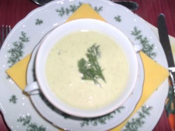 Broccoli-Spargel-Creme-Suppe - Rezept