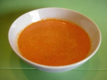 Paprika Soße ( Dip ) - Rezept