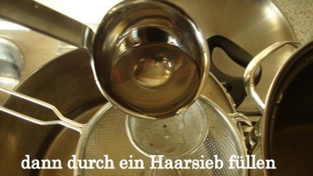 Rote Trauben-Waldmeister Gelee - Rezept - Bild Nr. 5