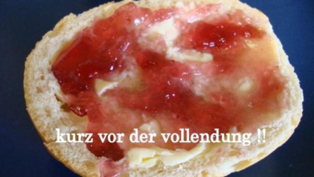Rote Trauben-Waldmeister Gelee - Rezept - Bild Nr. 8