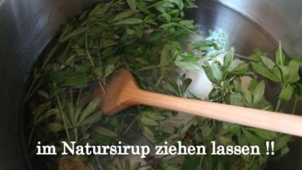 Waldmeistersirup - Rezept - Bild Nr. 3