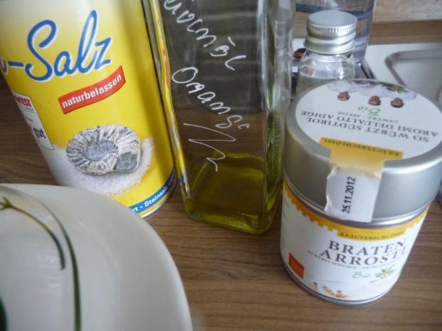 Geflügel : Grillhähnchen mit Rosmarin aus der Auflaufform - Rezept - Bild Nr. 6