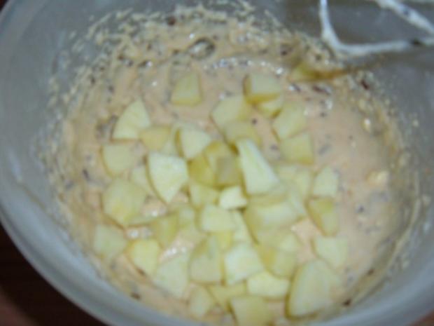 Kuchen : Apfel - Pina Colada - Rezept - Bild Nr. 3