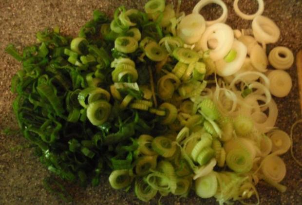 Fruchtiger Spargelsalat - Rezept - Bild Nr. 8