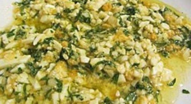 Warmer Kartoffelsalat mit Ei und Knoblauch - Rezept - Bild Nr. 12