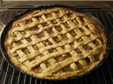Rhabarber-Pie - Rezept