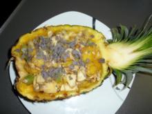 Karibische Fruchtschale - Rezept