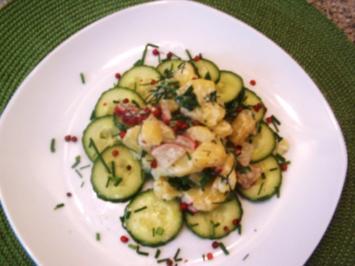 Sommer-Kartoffelsalat - Rezept