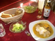 Schnelle Hähnchenpfanne>> - Rezept