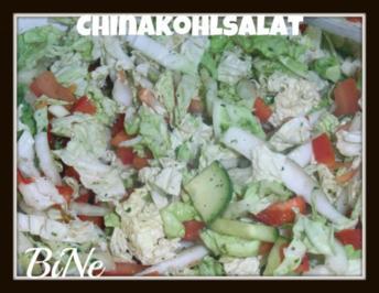 BiNe` S CHINAKOHLSALAT - Rezept