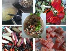 Champignon Melonensalat - Rezept - Bild Nr. 25