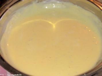 Zitronenbutter-Sauce - Rezept