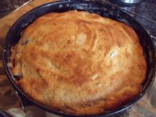 Rhabarber-Mandel-Torte - Rezept