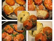 Kalbschnitzelchen und Kartoffelstampf à la Biggi - Rezept - Bild Nr. 12