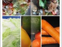 Hähnchenbrust mit frischem Salat und Obst à la Biggi - Rezept - Bild Nr. 14