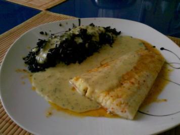 Fisch: Pikanter Kabeljau mit Dill-Senfsoße und thailändischen Klebreis - Rezept